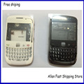Original Cover For Blackberry Curve 9300 Housing Case Complete With Keypad Keyboard Housing Replacement Mobile Phone