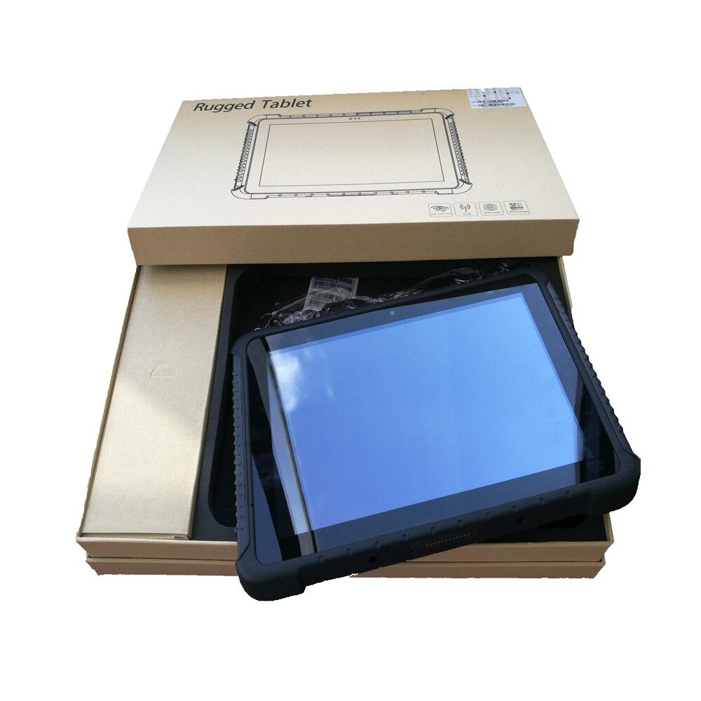 все цены на  10.1 inch  windows 10 home  Rugged Tablets pc with RJ45 slot, TF slot max 128GB, 2D Barcode Scanner, WIFI  онлайн