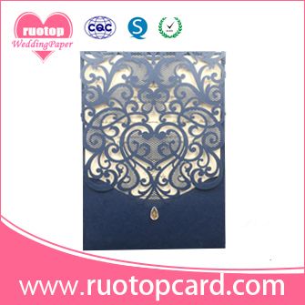 Latest Design Cards Muslim Wedding Invitation Card With Language In