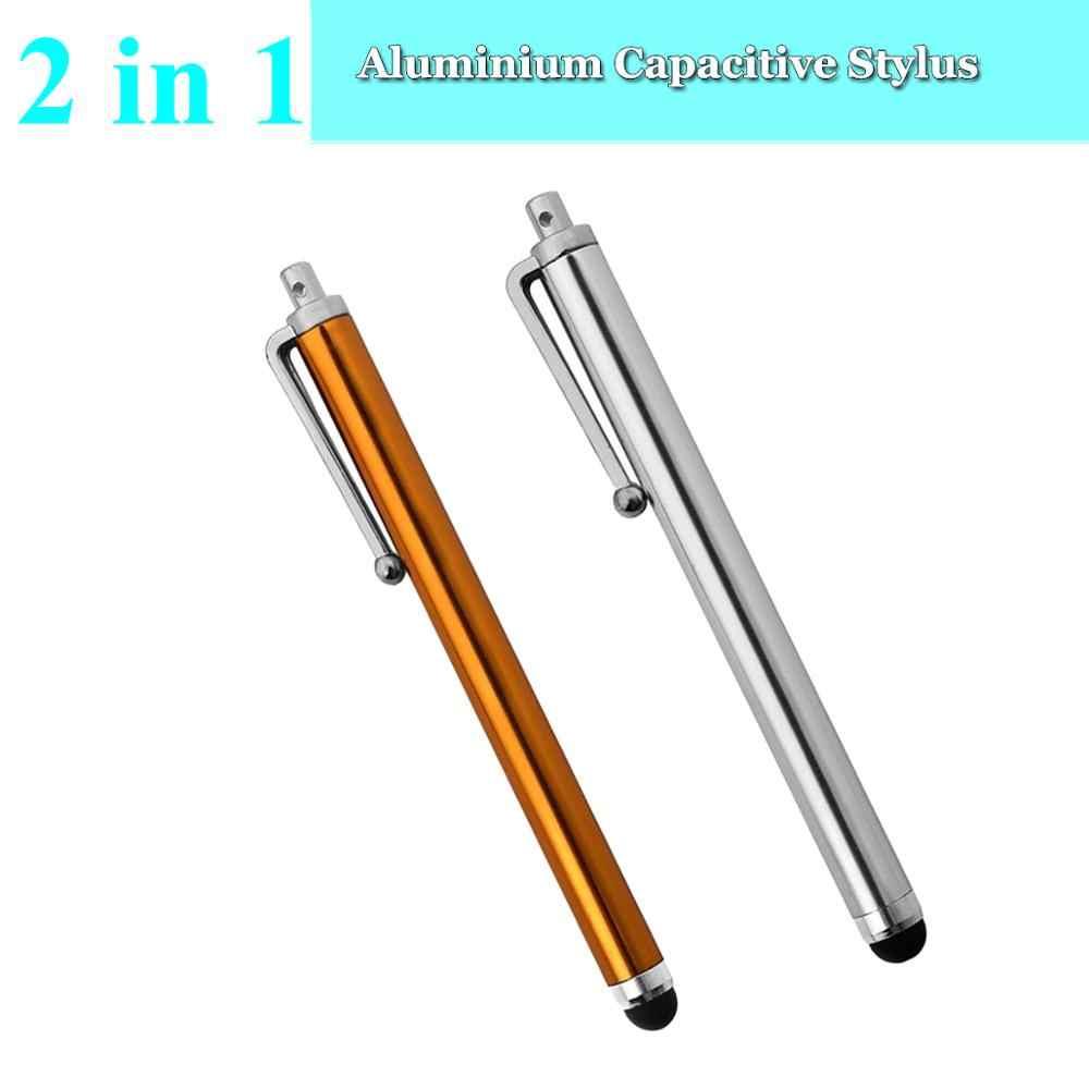 2 STUKS x Capacitieve Stylus/Styli Pen voor Teclast Tbook 16S 16 Pro 11 10X98 Plus, x16 Plus, X80 Pro, X89, X80 Plus, X98 Plus II