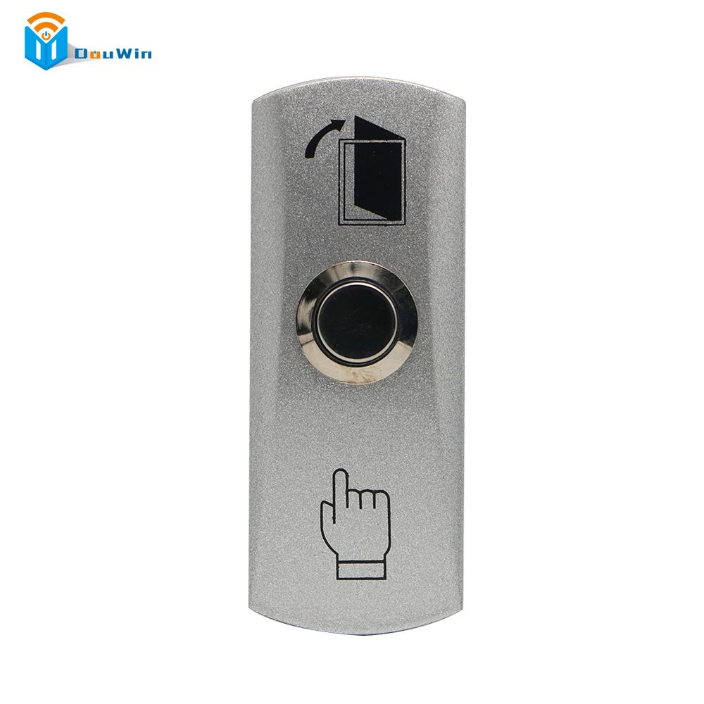 Exit Button  Access control  Exit Push Release ButtonStrong Material  Switch For Door Access Control  from Douwin цена и фото