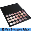 Free Shipping!! Make up 28 nude warm color eye shadow makeup palette 28W Dropshipping!