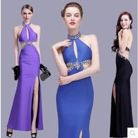 2016 Nightclub New Chest Drain Lead Dancer Clothing Car Models Sexy Strapless Dress 5160 Party Company