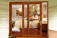 Aluminium foding doors aluminum windows double glazed aluminium bi fold doors hc adw4