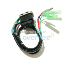 OVERSEE 703-82563-02 TRIM & TILT SWITCH for Parsun Yamaha Outboard Remote Controller Box Switch 703-82563