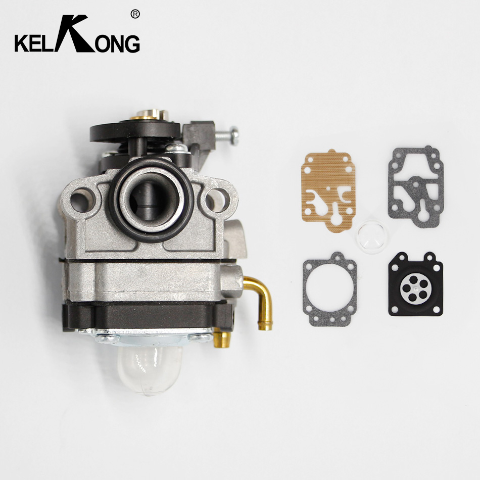 KELKONG GT22 GX22 GX31 4 Stroke Carburetor For Mantis Tiller Honda 4 Cycle Engine Fg100 Trimmer Cutter With Repair Kits цена 2017