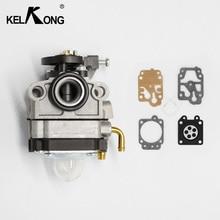 Kelkong GT22 GX22 GX31 4-тактный карбюратор для культиватор Богомол Honda 4 цикла двигателя Fg100 триммер резак с ремонт Наборы