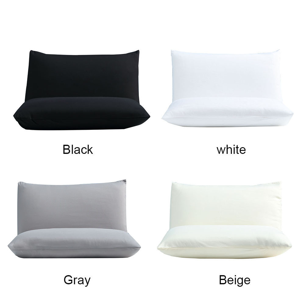 Wondrous Us 7 14 27 Off 2Pcs 50X70Cm Waterproof Zippered Pillow Protector Bed Bug Proof Pillow Cover Protects Against Dust Mite Polyester Tpu For Hotel In Theyellowbook Wood Chair Design Ideas Theyellowbookinfo