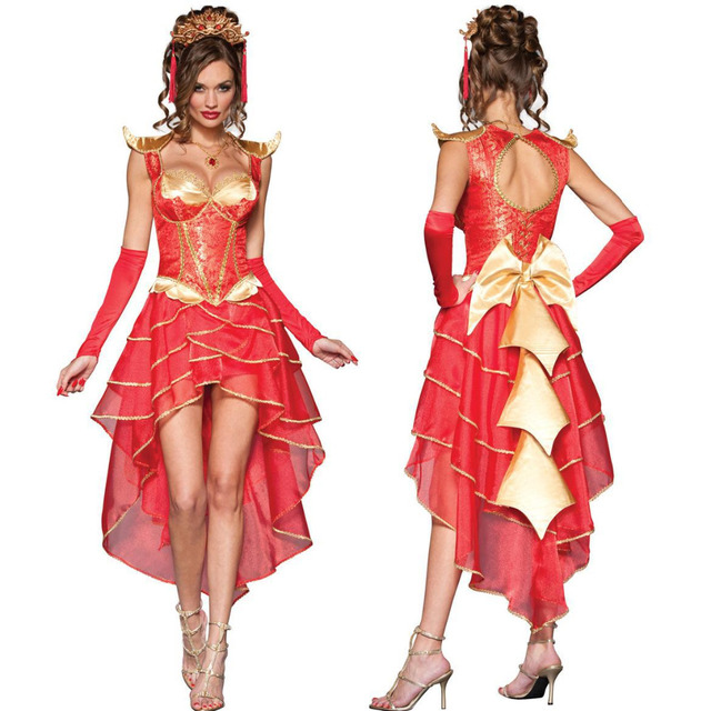 49d176d3313 US $43.99 |Adult Ladies Princess Belle Beauty And The Beast Fairytale Fancy  Dress Costume M8826-in Sexy Costumes from Novelty & Special Use on ...