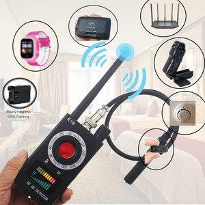 Image 2 - Topvico Đầy Đủ Pro Chống Gián Điệp Lỗi Báo Không Dây Ống Kính Máy Ảnh Ẩn Tín Hiệu Định Vị GPS RF GSM Thiết Bị Từ Tính thiết Bị Tìm Đồ Vật