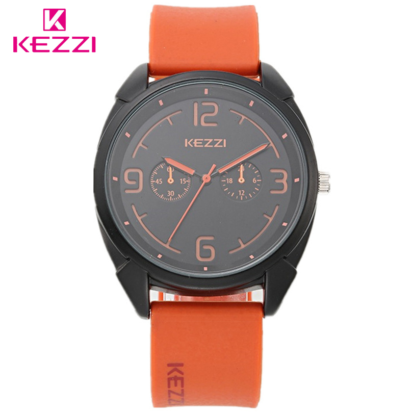 KEZZI Sport Watch Man Special Small Dial Classic Design Rubber Strap Military Waterproof Quartz Men's Watches Student Gift Clock пылесос с пылесборником miele sbad0 classic c1 special