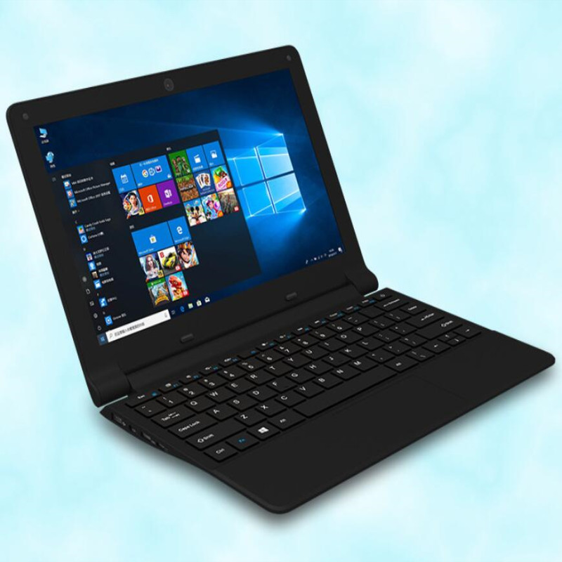 LAPTOP SSD Ultrabook Intel Atom Quad-Core E8000 4GB 120GB M.2 with Webcam Wifi Usb-3.0 title=