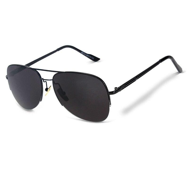 2018 New Semi Rimless Sunglasses Men Women Brand Designer Half Frame Sun Glasses Oculos De Sol UV400