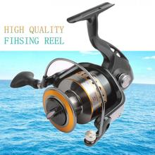 7000 Series 12+1 BB 4.7:1 Spool Jigging Trolling Casting Saltwater Surf Spinning Left /right interchangeable Fishing Reel