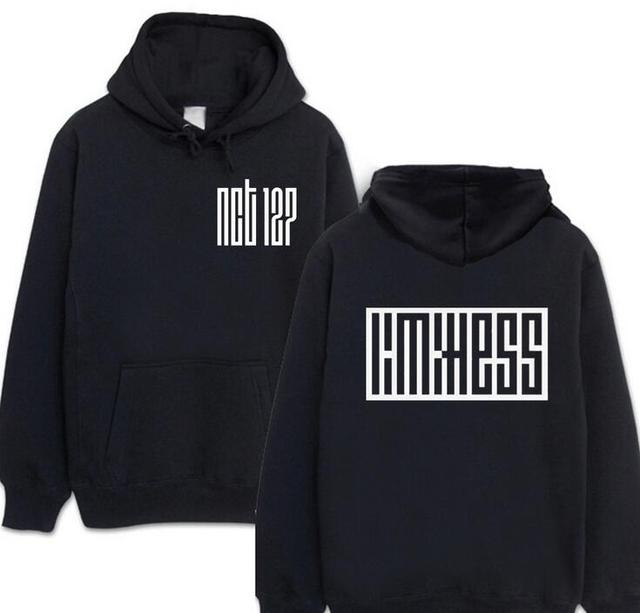 NCT 127 Limitless Pullover Hoodie