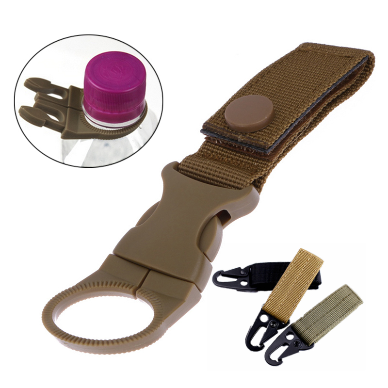 Belt Hook Military Tactical Nylon Belt Accessory Outdoor Backpack Hunting Climbing Survival Waist Strap Hook