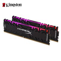 Kingston Технология HyperX Оперативная память ddr 4 черный 8G 16G RGB 288pin 2933 МГц CL16 DIMM 16G DDR4 игровой Оперативная память для настольных памяти Оперативная ...