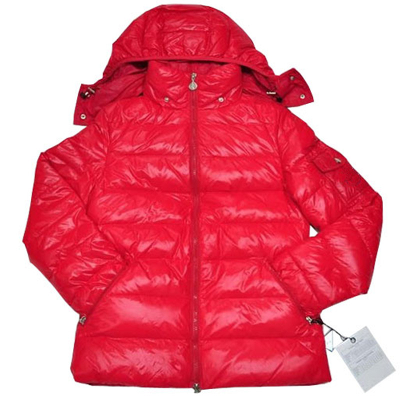 Winter Children Outwear 80% White Duck Down Jackets Zipper with Hooded Red 2-6 Years Old Boys Girls Warm Fashion Coats On Sale boys winter jackets 80