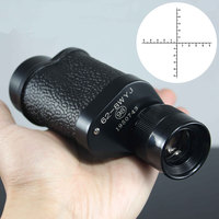 8x30 hunting monocular telescope profissional binoculars rangefinder distance meter night Observed swimwear women fishing tools