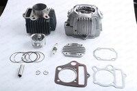 52.4mm CYLINDER ENGINE REBUILD KIT CHINESE 110CC C110 ROKETA TAOTAO SSR ATV DIRT BIKE