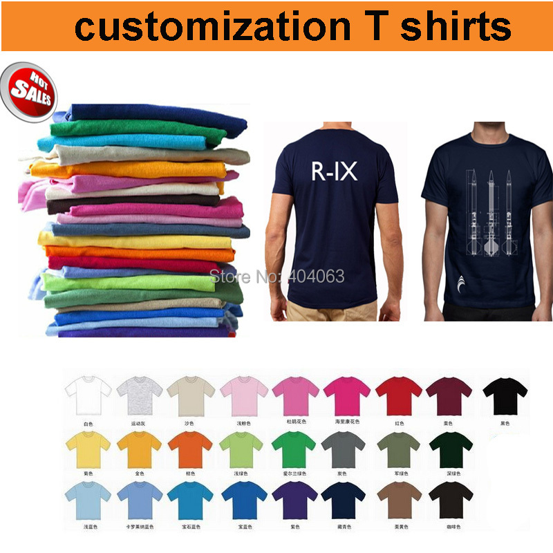 Mini wholesale 50 60 off shipping cost custom t shirt for T shirt printing in bulk