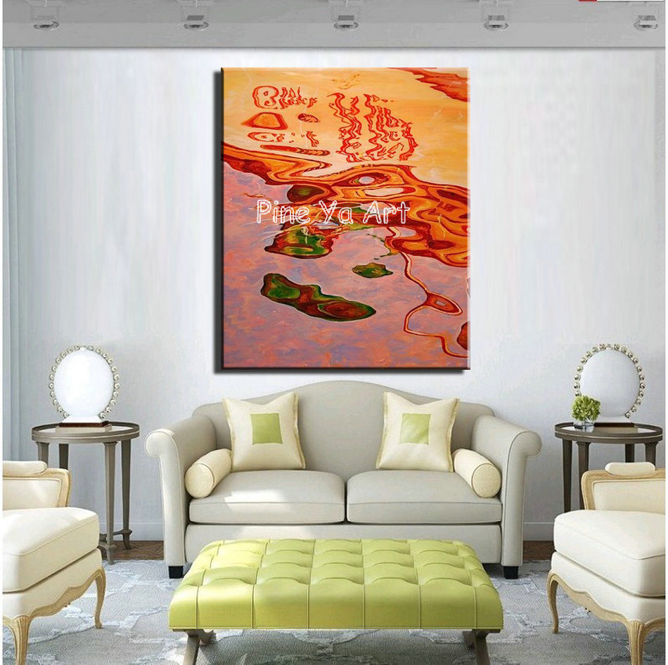 wie sieht pfirsichfarbe auf einer wand aus. Black Bedroom Furniture Sets. Home Design Ideas