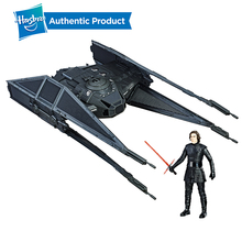 Hasbro Star Wars Force Link-Activated Kylo Ren's TIE Silencer Kylo Ren Starwars Collection Toy Model Gift For 4 Ages And Up Kids star wars the force awakens kylo ren pvc action figure collectible model toy swfg083