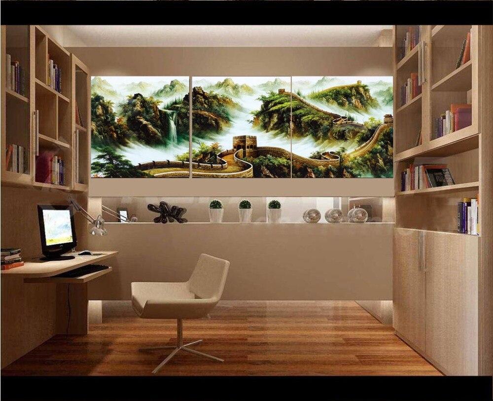 No Frame Stampa Su Tela Dipinti Picture Modulare Sul Muro per ...