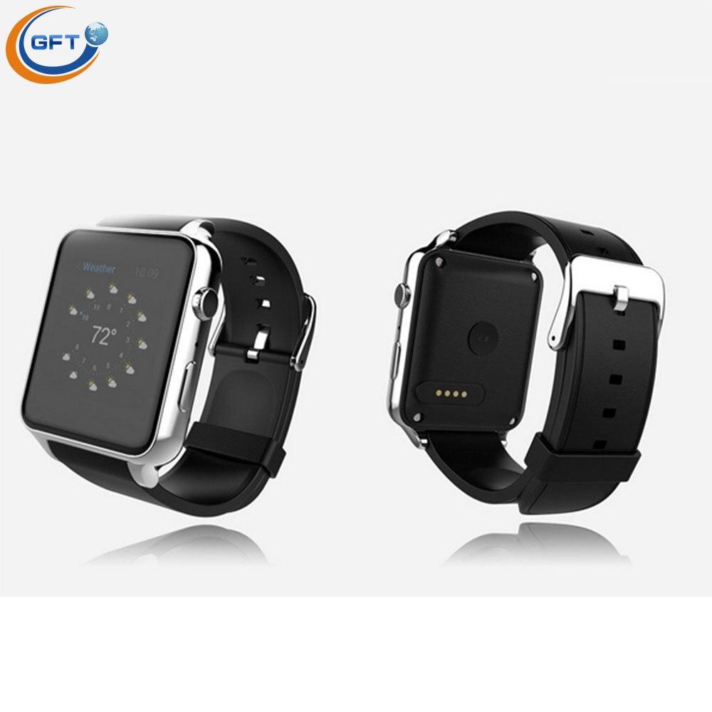 GFT GT88 Smart Watch Fashion men business Pedometer Heart Rate SIM TF Card Bluetooth font b