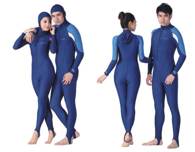 Diving Suit swimming suits Wetsuit Swimwear Lycra Stinger with Cap Full  Dive Skins for Men Women Jump Suit hot