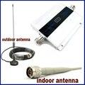 CONJUNTO COMPLETO GSM DCS Repetidor DCS Aumentador de Presión Del Teléfono Celular Móvil DCS 1800 mhz con Amplificador de antena de interior y 10 m cable al aire libre antena