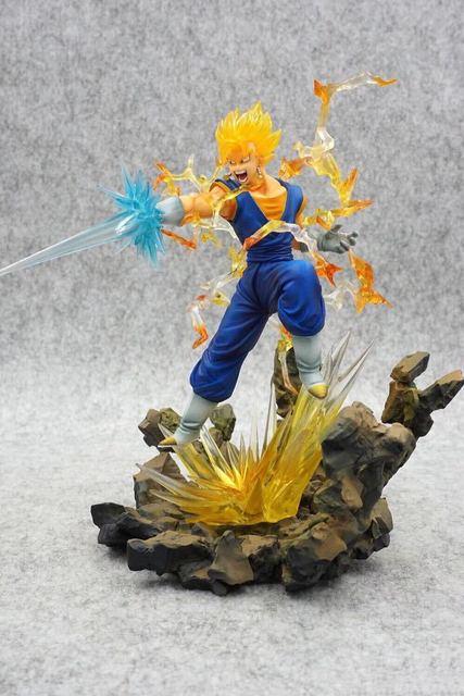 Dragon Ball Z DBZ Figuarts Zero Super Saiyan Vegetto PVC Action Figure Dragonball Toys Gifts no retail box (Chinese Version) 2