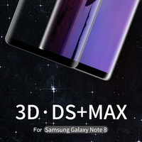 For Samsung Galaxy Note 8 screen protector Nillkin 3D DS+MAX glass cover full screen for Samsung Note 8 protective glass film