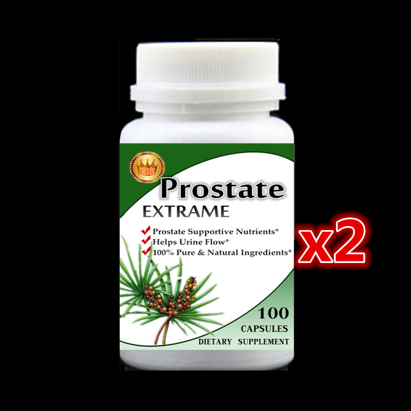 2 bottles Prostate Extreme Formula Cleanse Pills Maximum Increase Male Vitality 100% Pure&Natural Saw Palmetto Extract Free Ship factory supply hair loss prostate health 55% fatty acid and sterols saw palmetto extract powder 1000grams free shipping