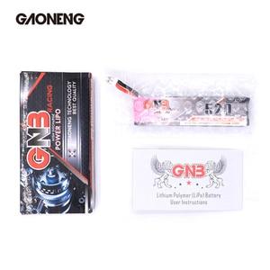 Image 5 - 5PCS Gaoneng GNB FPV 배터리 520mAh 3.8V 80C 1S HV 4.35V PH2.0 플러그 Lipo 배터리 Emax tinhawk Kingkong LDARC TINY