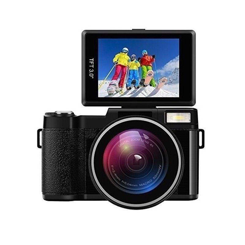 Professionnel Full HD 1080 p G36 Numérique Selfie Caméra Vidéo Caméscope Caméra