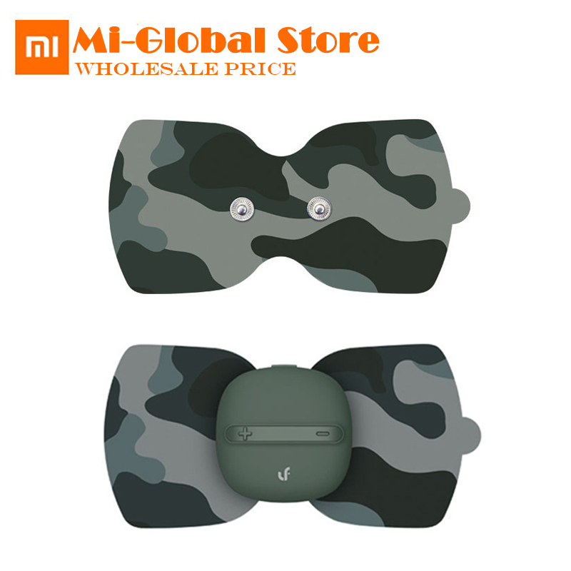 Xiaomi LF Brand Camouflage Color Full Body Relax Muscle Therapy Massager Massage Stickers Magic Touch massage for smart home