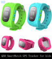 Dhl 10 unids/lote Q50 reloj teléfono inteligente niños Kid inteligente GPS rastreador anti-perdida SOS reloj dial call Smartwatch para iOS Android