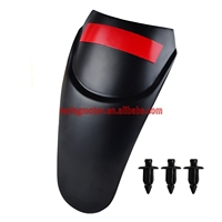 Motorcycle Front Fender Mudguard Extender Extension For BMW R Nine T 2014 2015 2016 2017