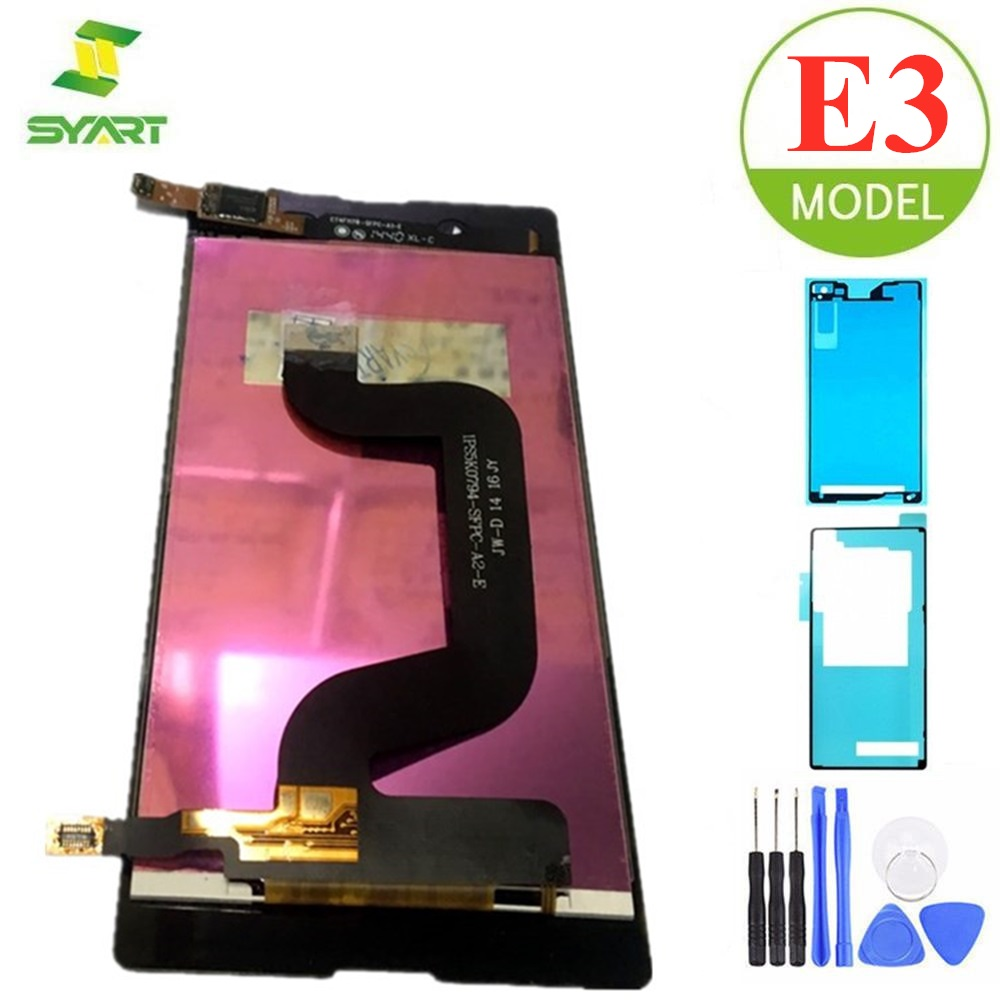 For <font><b>Sony</b></font> <font><b>Xperia</b></font> <font><b>E3</b></font> <font><b>LCD</b></font> Display Touch <font><b>Screen</b></font> Digitizer Assembly 100% Tested + Tools For D2202 <font><b>D2203</b></font> D2206 D2243 D2212 LCDs <font><b>Screen</b></font> image