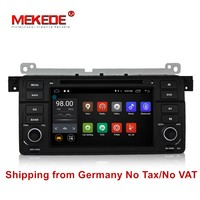 Top Selling Android 5 1 Quad Core Car DVD GPS Navi Player For E46 M3 With
