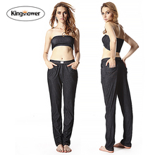 Couple Faux Denim Pajama Pant Women Pajama Trousers Sleep Bottoms Lounge Pantalon Piyamas Jovenes Pijama Loose Haren Pants Z3011