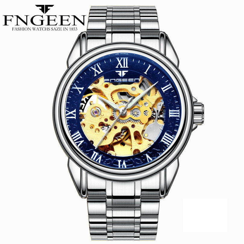 HTB1DAAhmLDH8KJjy1Xcq6ApdXXaV - Men Watches Automatic Mechanical Watch Male Tourbillon Clock Gold Fashion Skeleton Watch Top Brand Wristwatch Relogio Masculino