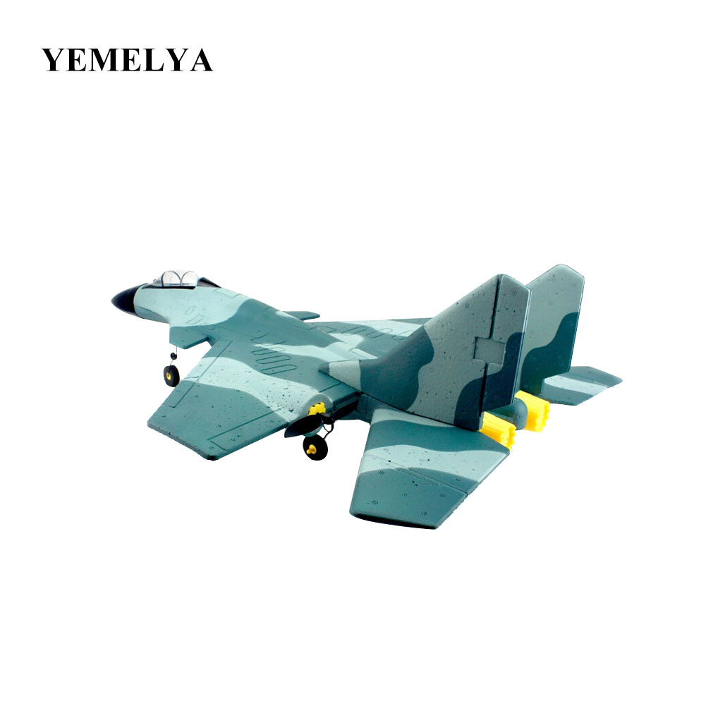 SU27 fighter control glider ruggedness children's toys helicopter model aircraft Drones RC Jet DIY Kit цена и фото