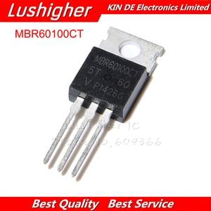 Image 2 - 5pcs V60100C MBR60100CT TO220 כדי 220 וטקי דיודה 60A 100V מקורי