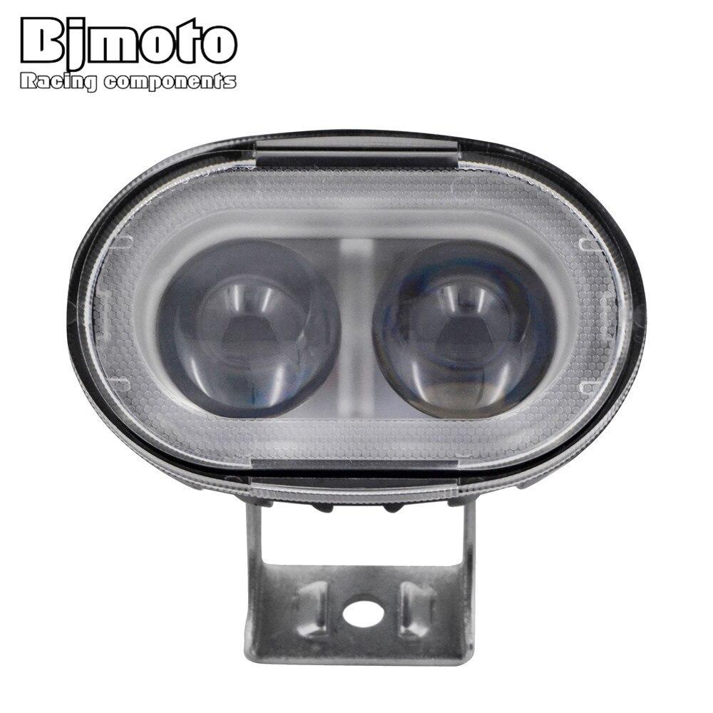 20W 2000LM Driving Lights LED Offroad Work Light Flood Spot Beam Car Off Road Worklight Truck 4x4 4WD Van LED Headlight