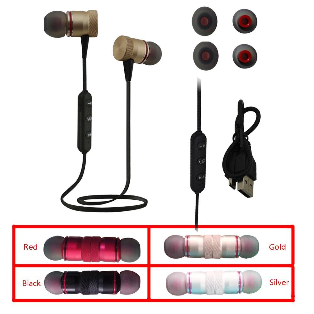 qijiagu Wireless Bluetooth Earphones Noise Canceling With Mic Sport Bluetooth earphones stereo earbuds in-ear sport headset