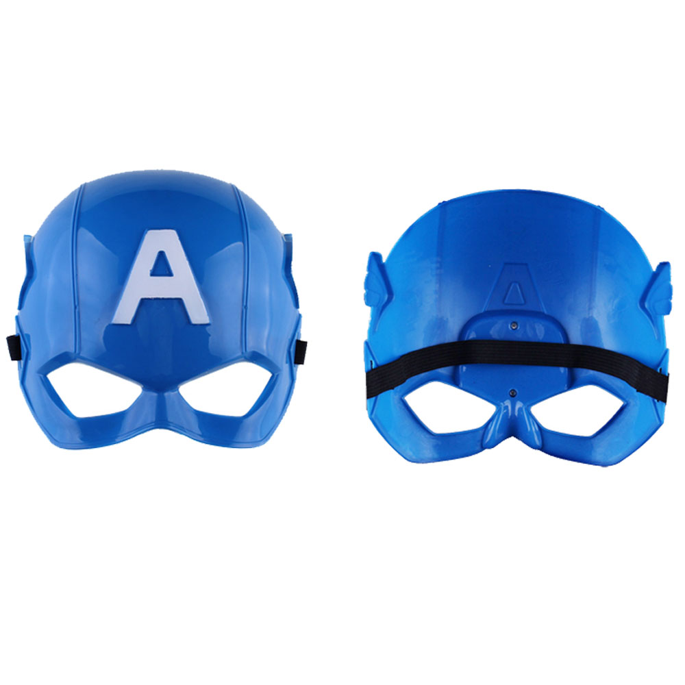 aliexpresscom buy 10pcs x halloween movies captain america mask helmet cosplay party gifts fancy masks from reliable mask helmet suppliers on shenzhen