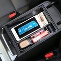 STYO Автомобильный Центральный перчаточный ящик подлокотник поддон вторичный ящик для хранения Tucson 2016-2018