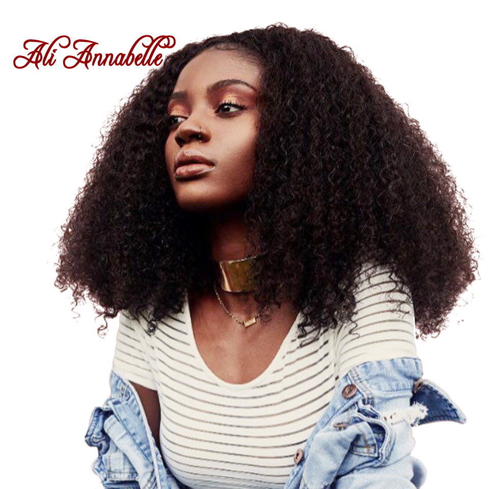 Brazilian Short Curly Lace Front Human Hair Wigs Pre Plucked With Baby Hair 13*5 Bob Lace Front Wigs For Black Women Remy Hair-in Human Hair Lace Wigs from Hair Extensions & Wigs